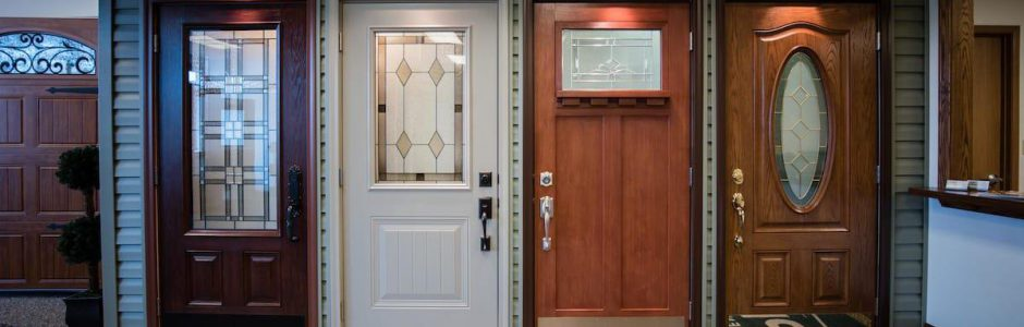 Residential Entry and Storm Doors