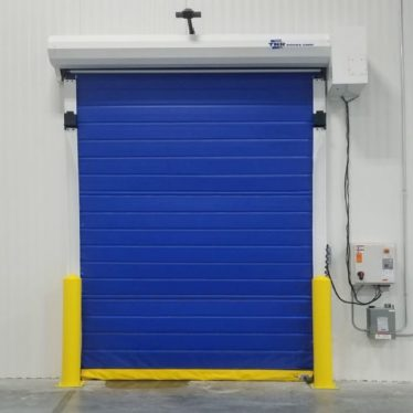 Chill Fast High Speed Freezer Door Cold Storage
