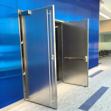 Stainless Steel Door And Frames