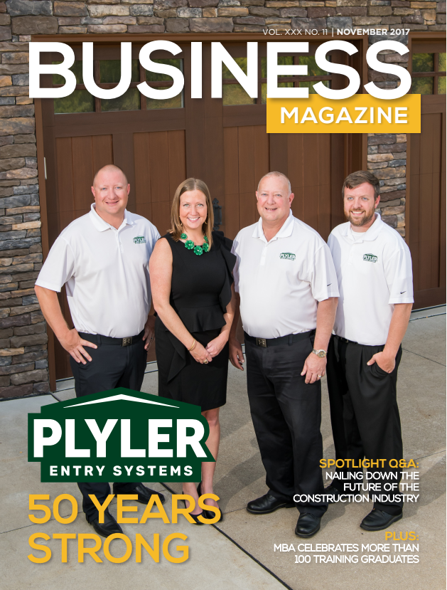 November 2017 Business Magazine