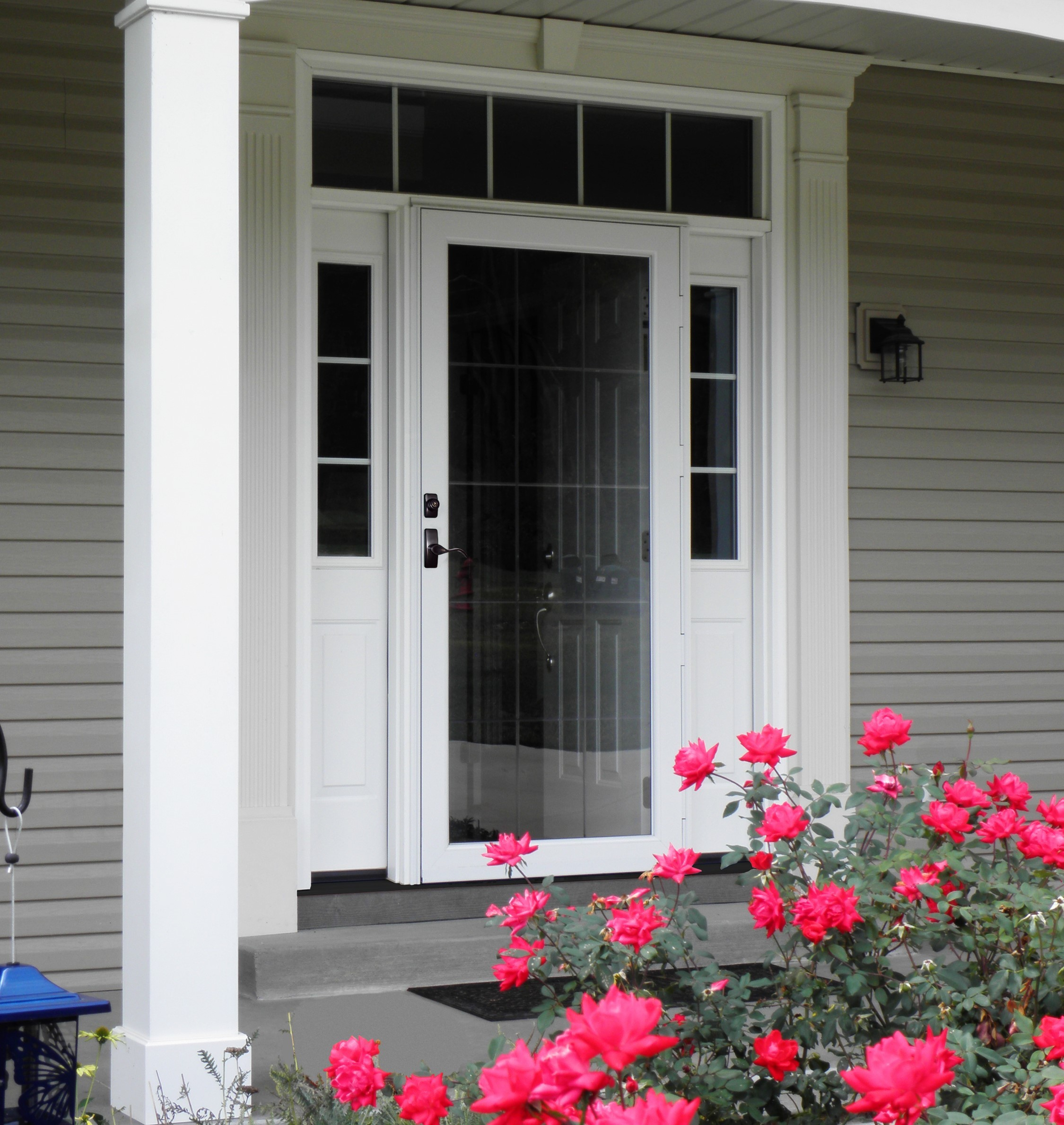 Plyler Entry Systems Provia Storm Doors